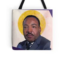 Saint Martin Luther Tote Bag