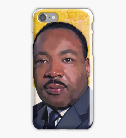 Saint Martin Luther iPhone Case/Skin