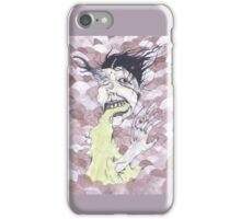 Look at her finger go! iPhone Case/Skin