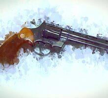 Revolver Drip by xanwuzhere