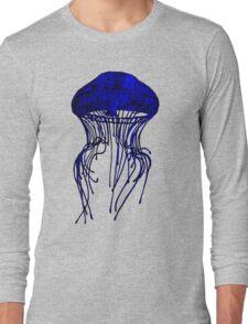 JELLYFISH - BLUE Long Sleeve T-Shirt