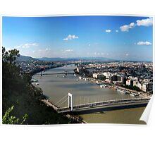 Danube Poster