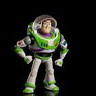 Buzz lightyear by Johan Larson