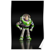 Buzz lightyear Poster