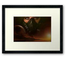 Apocalyptica Framed Print
