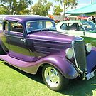 1934 Ford Hotrod by elsha
