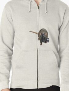 Urban Survival Zipped Hoodie