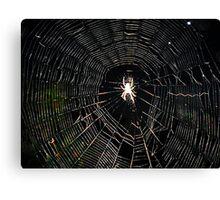 Web Maker Canvas Print