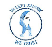 Left Shark - Superbowl 2015 Photographic Print