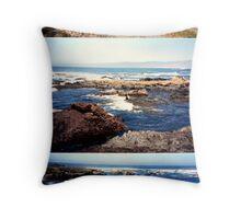Ocean Lover Throw Pillow