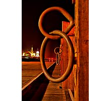 """""""Rings and Things"""" Photographic Print"""