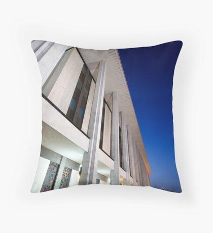 National Library of Australia Throw Pillow