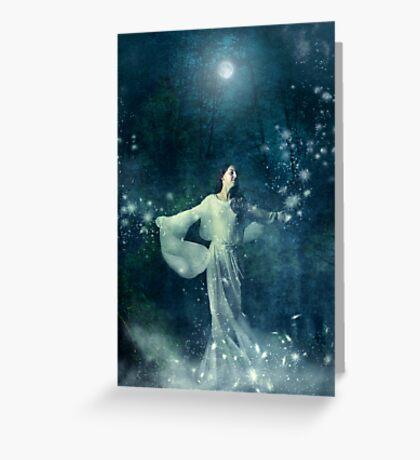 Stardancing (redone) Greeting Card