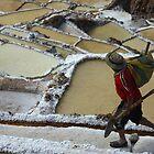 Hard work - Peru by chrisfx