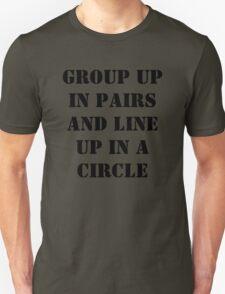 Military Efficiency T-Shirt