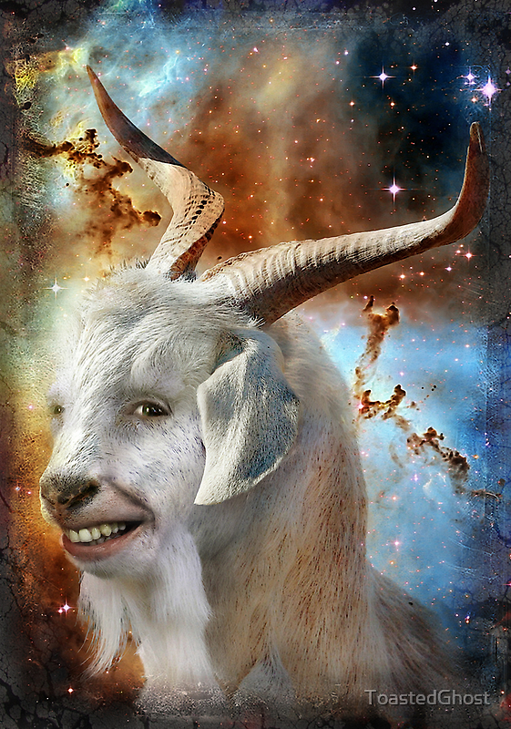 CAPRICORN by ToastedGhost
