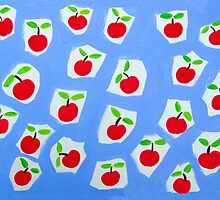 Apples by marlene veronique holdsworth