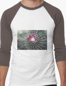 succulent plant Men's Baseball ¾ T-Shirt
