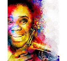 Satchmo Louis Armstrong Photographic Print