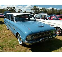 1963 Ford XL Falcon Station Wagon Photographic Print