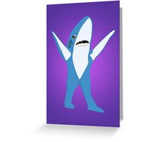 Left Shark Greeting Card