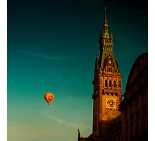 8'o clock Photographic Print