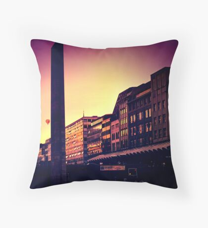 In memory of... Throw Pillow