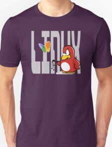 Linux vs Windows T-Shirt