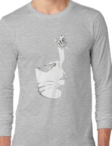 The Cat (without black b/g) Long Sleeve T-Shirt