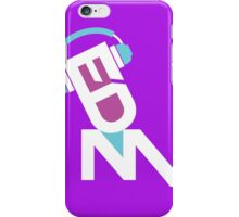 DJ EDM-dbp iPhone Case/Skin
