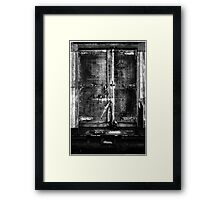 toot toot #5 Framed Print