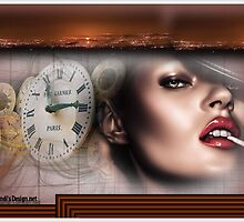 Hora Urbana by CandisDesign