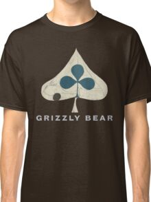 Grizzly Bear - Shields (Light Text) Classic T-Shirt
