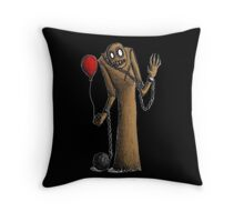 Would you like a Balloon? Throw Pillow