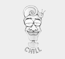 CHILL MAN by fullericious