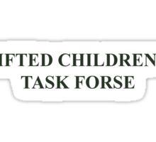 Taskies Sticker
