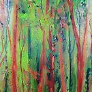 Eucalyptus Dreaming II by Kathie Nichols