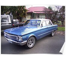 1965 XP Ford Falcon Poster