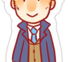 Benedict Cumberbatch cats sticker - Peter Guillam Sticker