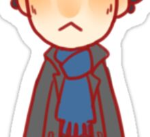 Benedict Cumberbatch cats sticker - Sherlock Holmes Sticker