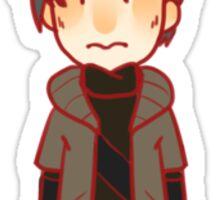Benedict Cumberbatch cats sticker - Khan Noonien Singh  Sticker