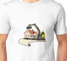 House Demolition Building Removal Unisex T-Shirt
