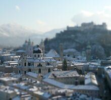 Pocket Cathedral   Salzburg by 8eye
