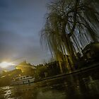 Middlewich along the canals by outlawalien