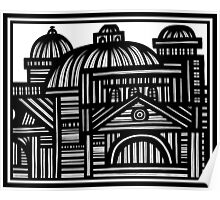 Architecture Art, Architecture Drawing, Architecture Print Poster