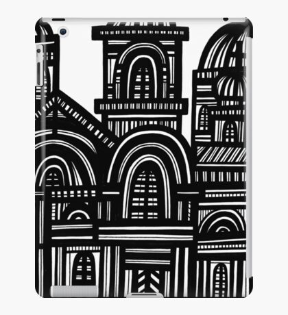 Architecture Art, Architecture Drawing iPad Case/Skin