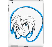 Link is angry 2 iPad Case/Skin