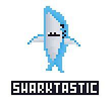 Shark-tastic Left Shark Photographic Print