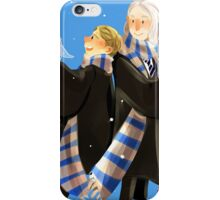 Potterlock - Julian/Oliver case iPhone Case/Skin