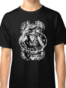 Wanted Pirate King Classic T-Shirt